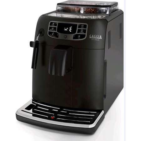 Espressor Automat Gaggia Velasca 15 bar 1.5 Litri Negru