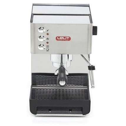 Espressor Manual Lelit PL41E 15 bar 2.7 Litri 1050W Argintiu