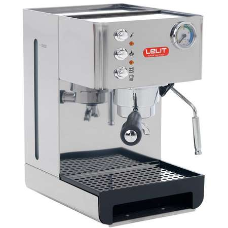Espressor Manual Lelit PL41EM 15 bar 2.7 Litri 1050W Inox