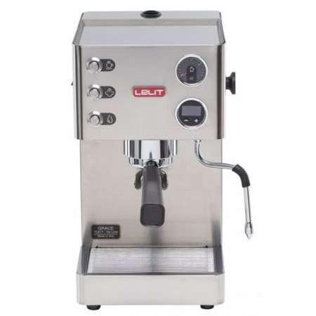 Espressor Manual Lelit Pl 81 Grace 15 bar 2.7 Litri Inox