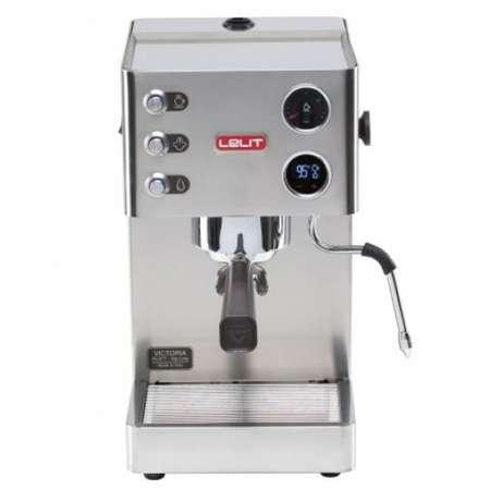 Espressor Manual Lelit PL91 Victoria 15 bar 2.7 Litri 1200W Argintiu