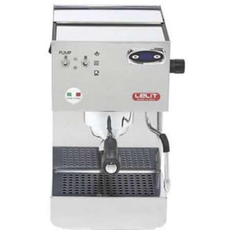 Espressor Manual Lelit PL41PLUST 15 bar 2.7 Litri 1050W Argintiu