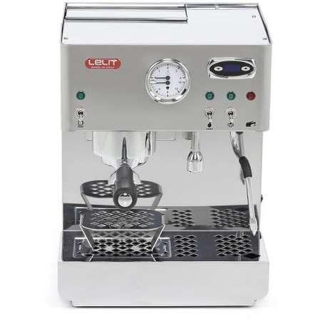 Espressor Manual Lelit PL 60 PLUSTR 15 bar 2.7 Litri 2400W Argintiu