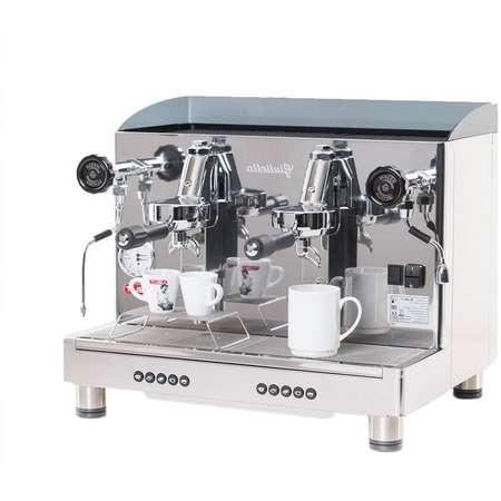 Espressor cafea Lelit PL 2 SVH 15 bar 10 Litri 2800W Argintiu