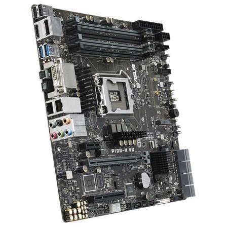 Placa de baza server Asus P10S-M WS Intel LGA1151 mATX