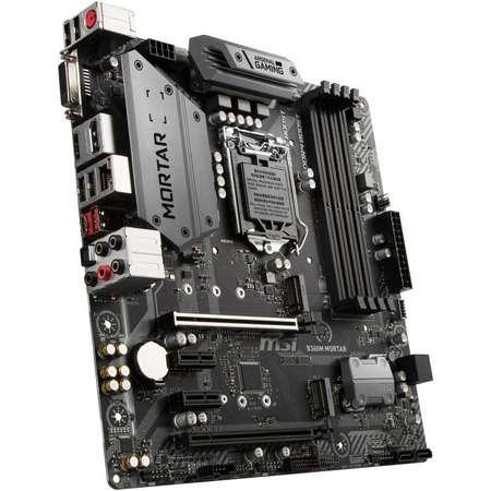 Placa de baza MSI B360M MORTAR Intel LGA1151 mATX