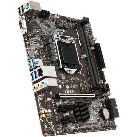 Placa de baza MSI B360M PRO-VH Intel LGA1151 mATX
