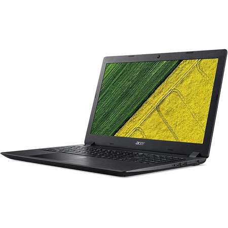 Laptop Acer Aspire A315-21G 15.6 inch HD AMD A9-9420 4GB DDR4 500GB HDD AMD Radeon 520 2GB Linux Black
