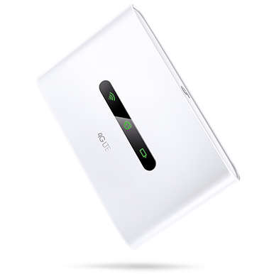 Router Wireless Portabil TP-Link M7300 3G/4G White