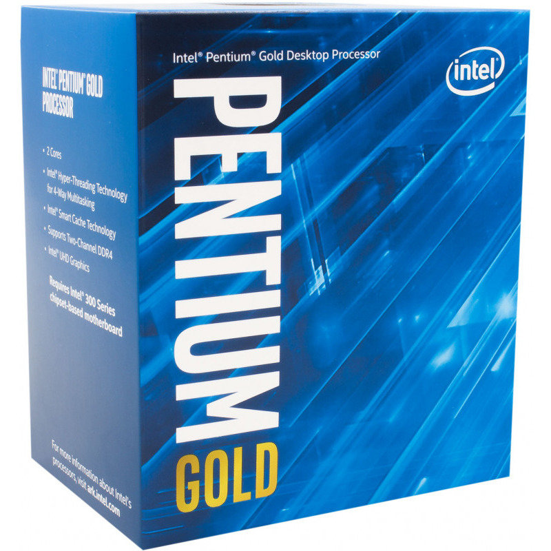 Procesor Pentium Gold G5400 Dual Core 3.7 GHz Socket 1151 BOX thumbnail