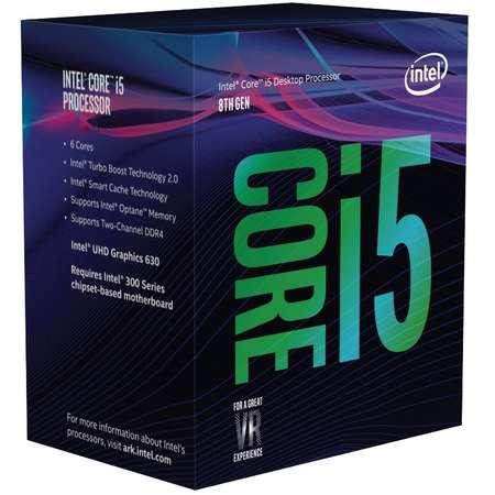 Procesor Intel Core i5-8500 Hexa Core 3.0 GHz Socket 1151 BOX