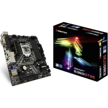 Placa de baza Biostar B360GT3S Intel LGA1151 mATX