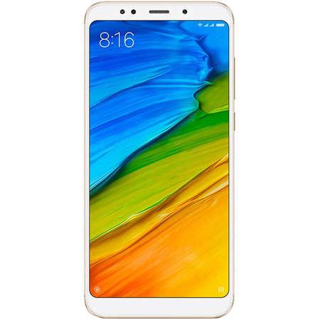 Smartphone Xiaomi Redmi 5 32GB 3GB RAM Dual Sim 4G Gold