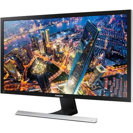 Monitor Samsung LU28E590DS UHD 28 inch 1ms Black