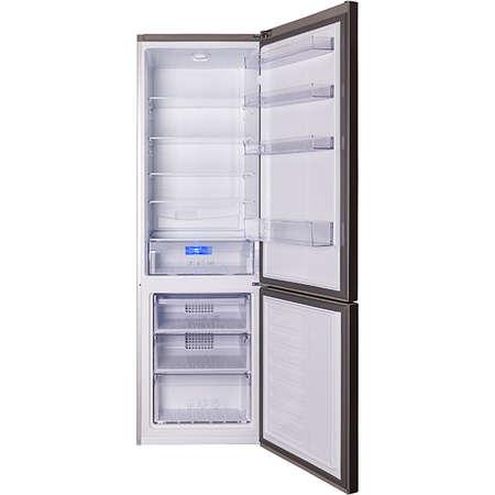 Combina frigorifica Beko RCSA400K30XB 388 Litri Clasa A++ Argintiu