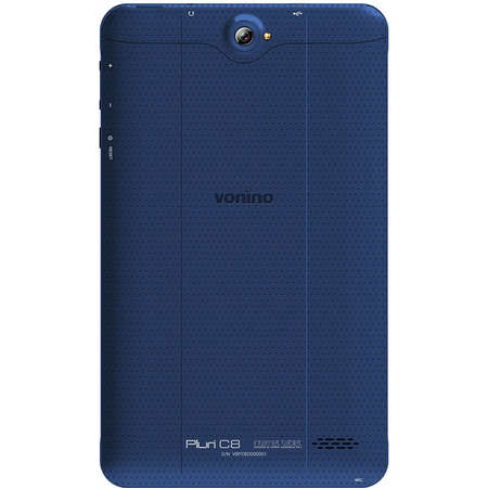 Tableta Vonino Pluri C8 8 inch 1.3 GHz Quad Core 1GB RAM 16GB flash 3G Dark Blue