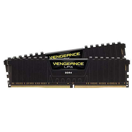 Memorie Corsair Vengeance LPX Black 16GB DDR4 4400MHz CL19 Dual Channel Kit