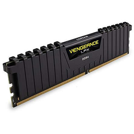 Memorie Corsair Vengeance LPX Black 16GB DDR4 3733MHz CL17 Quad Channel Kit