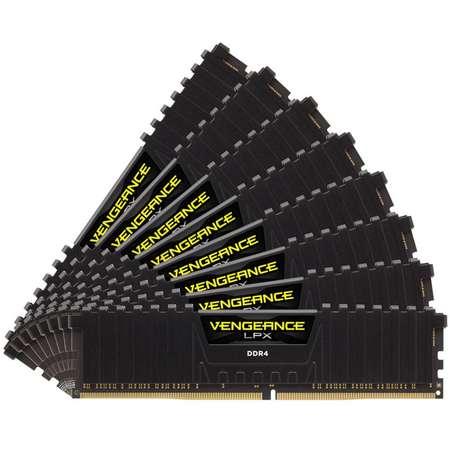 Memorie Corsair Vengeance LPX Black 64GB DDR4 4000MHz CL19 Octa Channel Kit