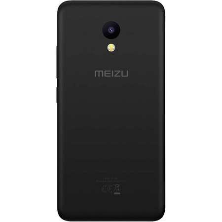 Smartphone Meizu M5c 16GB Dual Sim 4G Black - RESIGILAT