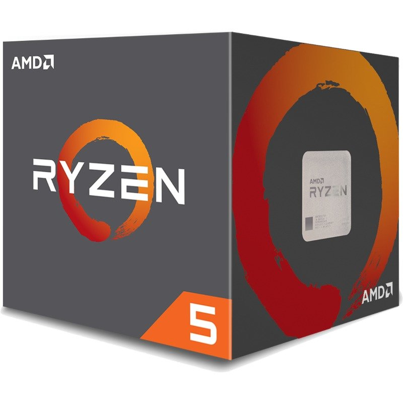 Procesor Ryzen 5 2600 Hexa Core 3.4 GHz Socket AM4 BOX thumbnail