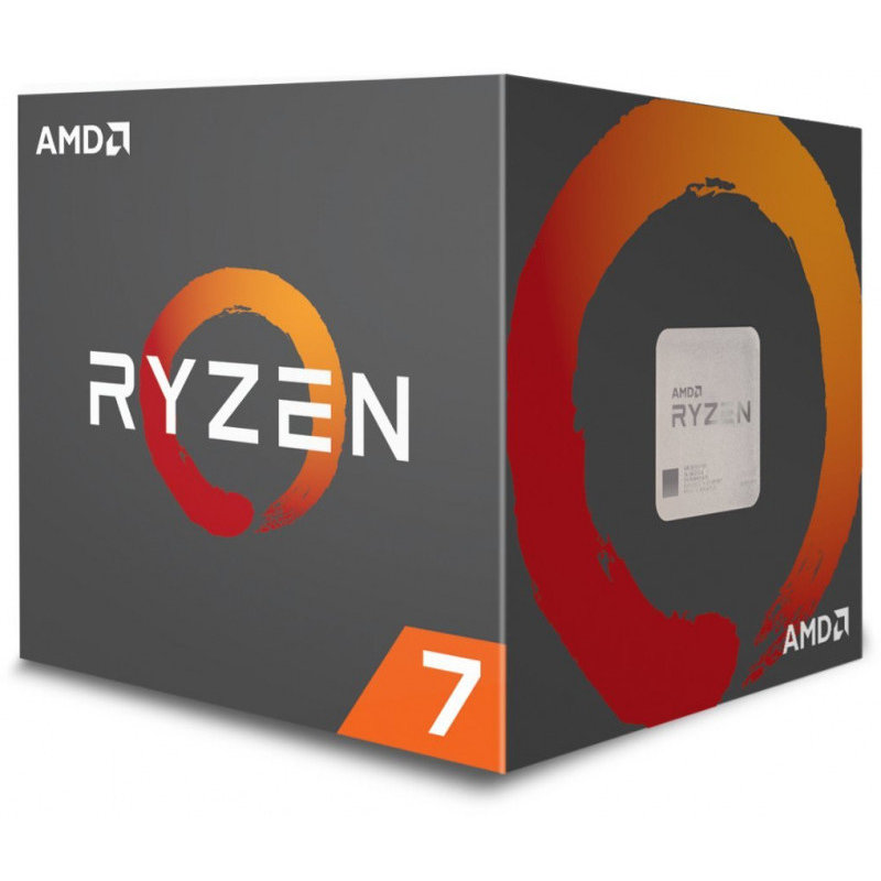 Procesor Ryzen 7 2700 Octa Core 3.2 GHz Socket AM4 BOX thumbnail
