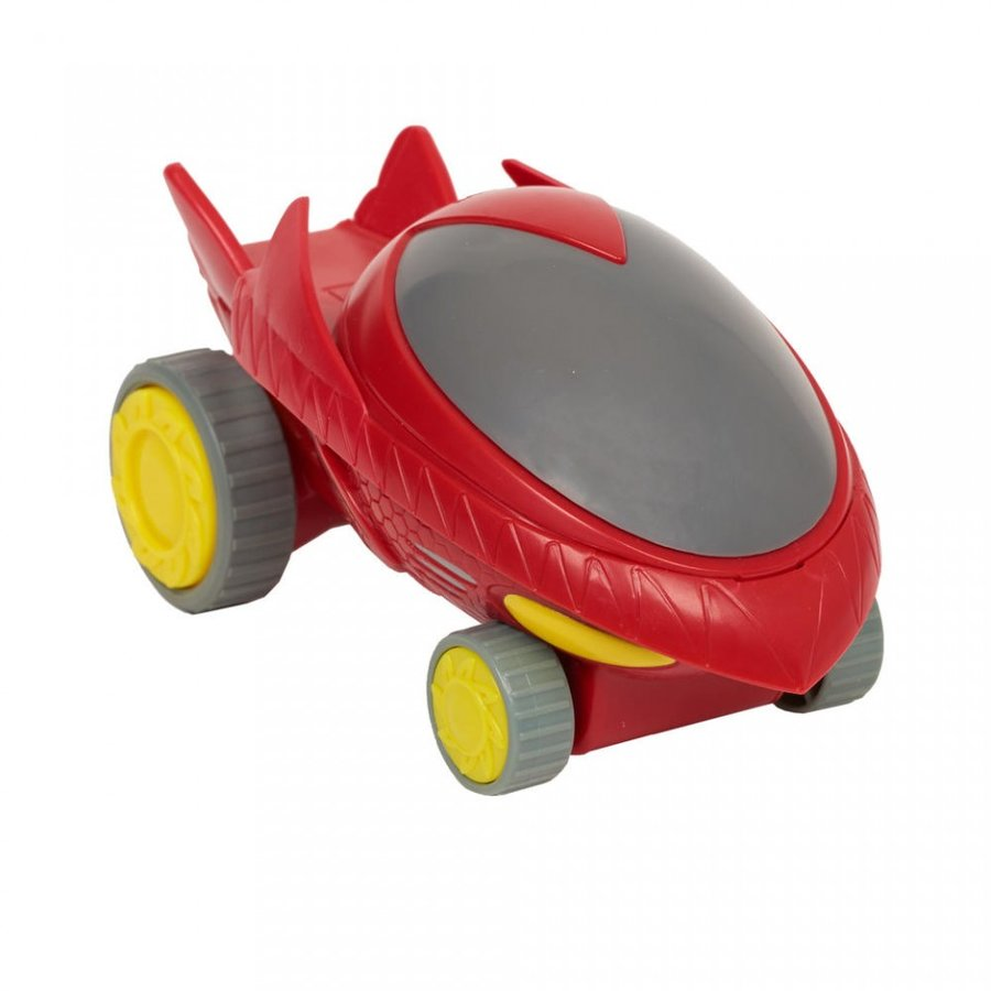 Vehicul Bufni Planor interactiv