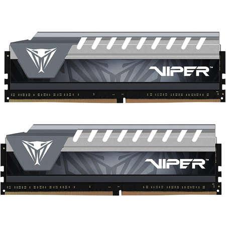 Memorie Patriot Viper Elite Gray 32GB DDR4 2666 MHz CL15 Dual Channel Kit