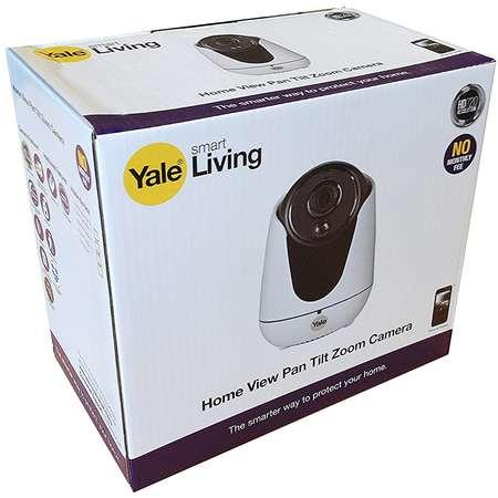 Camera supraveghere Yale WIPC-303 Interior WiFi HD 720p Alb