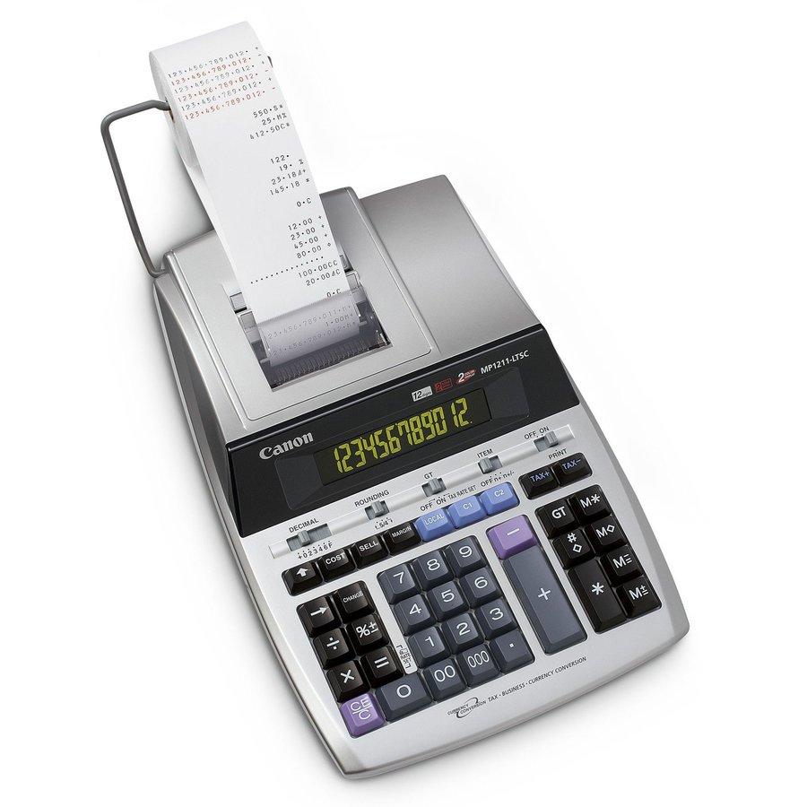 Calculator de birou MP1211LTSC Silver thumbnail