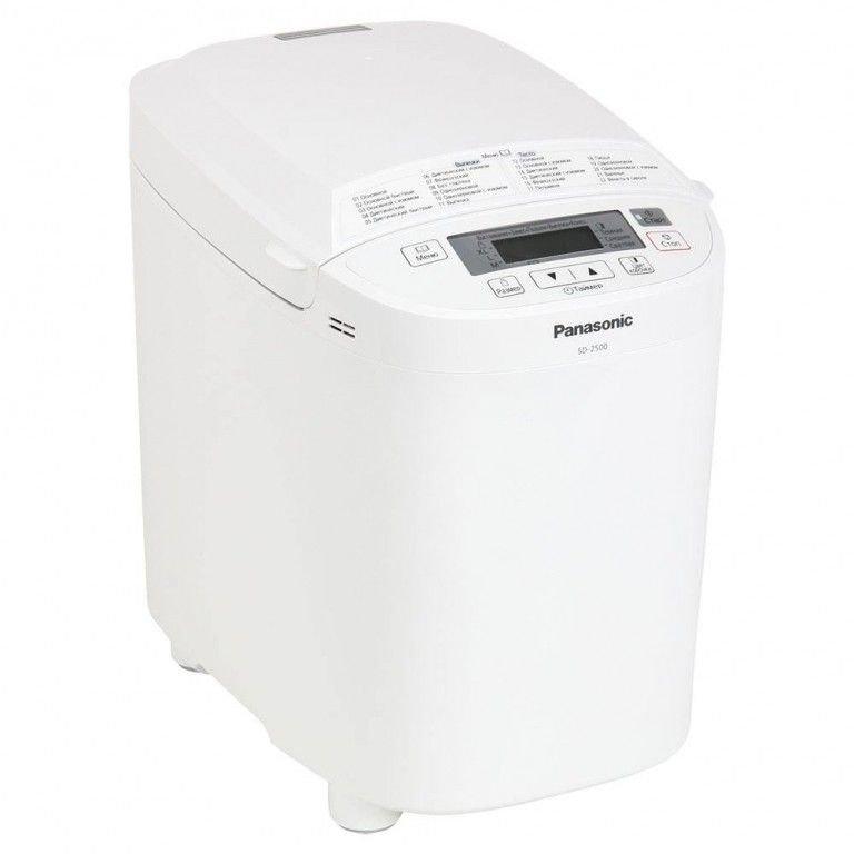 Masina de paine SD-2500WXE 9 programe 550W Alb
