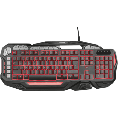 Tastatura gaming Trust GXT 285 Advanced Gaming Black
