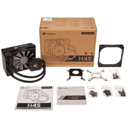 Cooler procesor Corsair Hydro Series H45 CW-9060028-WW Black