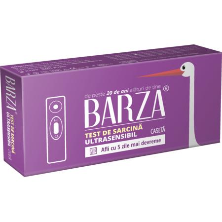 Test de sarcina BARZA Card Ultra Sensitive caseta