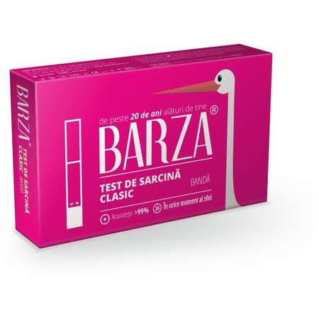 Test de sarcina BARZA Strip banda