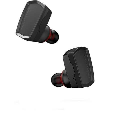 Casti bluetooth in-ear Energy Sistem Earphones 6 True Wireles Microfon Negru