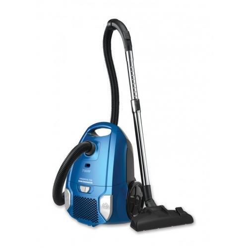 Aspirator cu sac HVC-MBL1400-V2 Viserys 700W 3 litri Albastru thumbnail