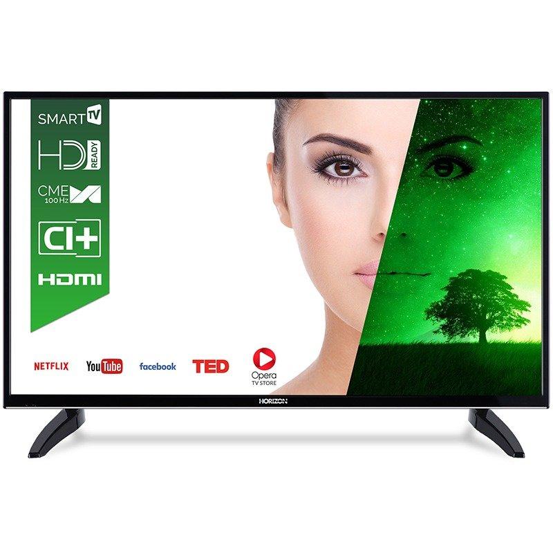 Televizor LED Smart TV 32 HL7330H 80cm HD Ready Black thumbnail