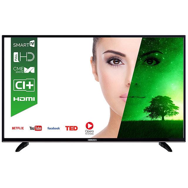Televizor LED Smart TV 43 HL7330F 109cm Full HD Black thumbnail