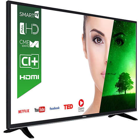 Televizor Horizon LED Smart TV 43 HL7330F 109cm Full HD Black