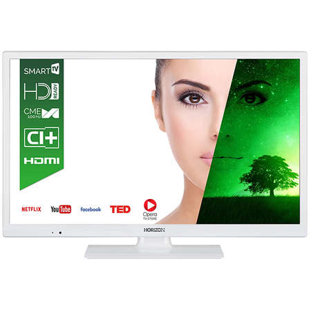 Televizor Horizon LED Smart TV 24 HL7131H 61cm HD Ready White