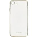 Silicon Electroplated Argintiu pentru Apple iPhone 8