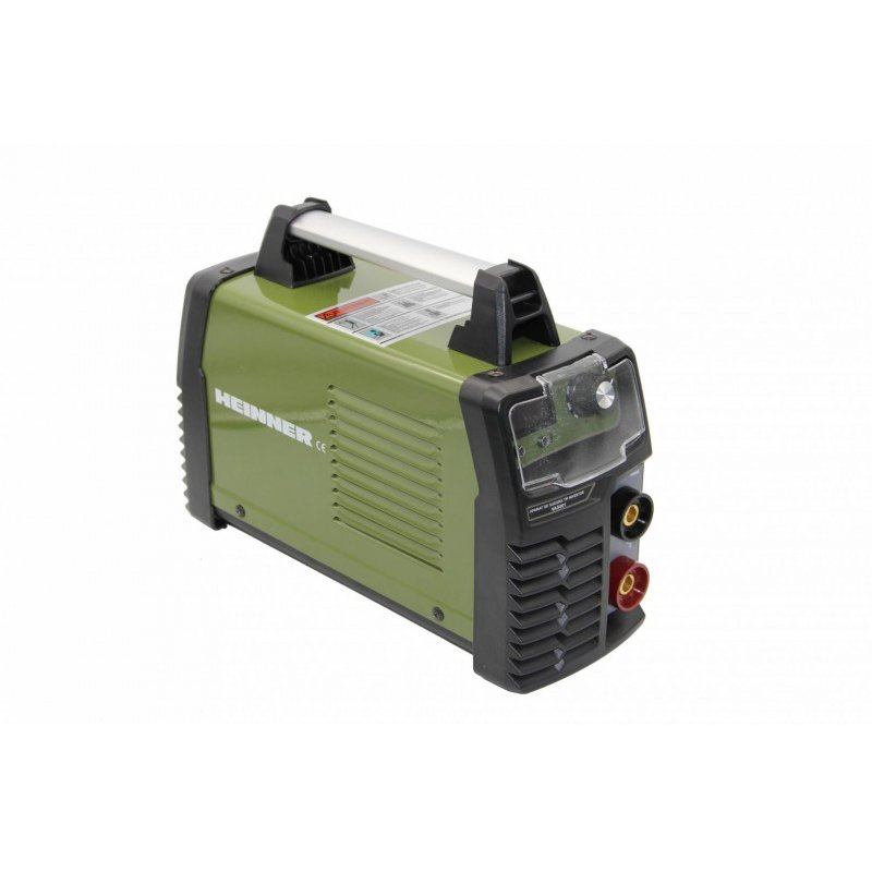 Aparat de sudura tip MMA VAS001 Invertor Clasa de protectie IP21 220V Verde