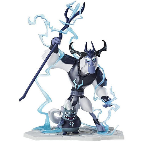 Set Figurine My Little Pony Fan Series Storm King si Grubber thumbnail