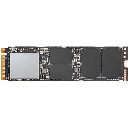 SSD Intel 7600p Pro Series 512GB PCI Express 3.0 x4 M.2 80mm