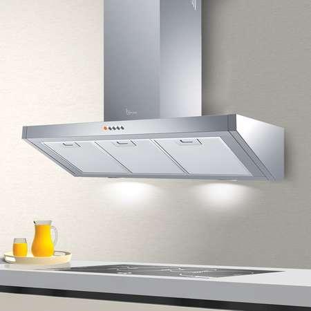 Hota design Baraldi Bankia 01BAN060IST70 60 cm 700 m3/h Inox