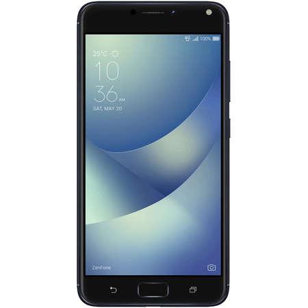 Smartphone Asus Zenfone 4 Max Pro ZC554KL 32GB 4GB RAM Dual Sim 4G Black
