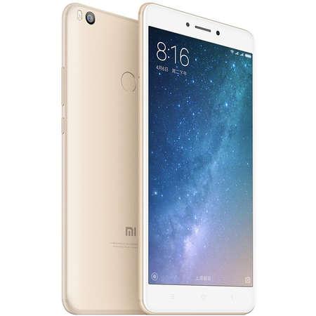 Smartphone Xiaomi Mi Max 2 32GB 4GB RAM Dual Sim 4G Gold