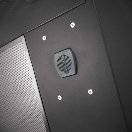 Hota design Baraldi Divina 01DIV090STB70 90 cm 700 m3/h Negru / Otel Inoxidabil