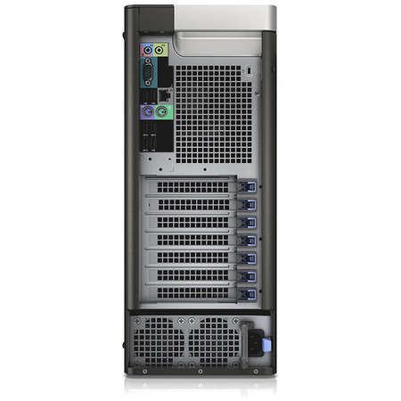 Sistem desktop Dell Precision T5810 BTX Intel Xeon E5-2630 v4 32GB DDR4 1TB HDD 256GB SSD nVidia Quadro P5000 Windows 10 Pro
